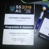 IDEAS at SSAG 2018 conference Blog image